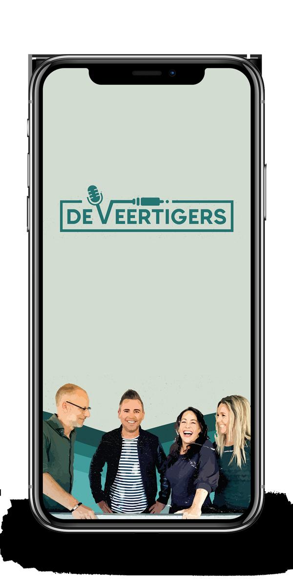 Podcast-Veertigers